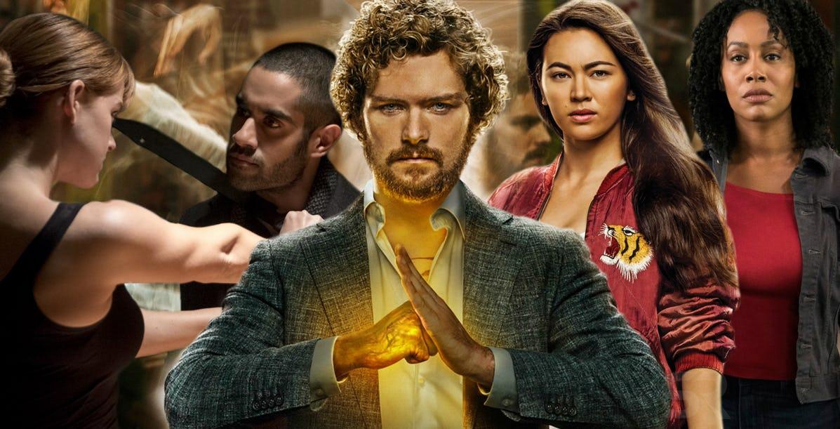 Marvel's Iron Fist - 2° stagione